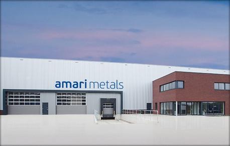 amari metals website