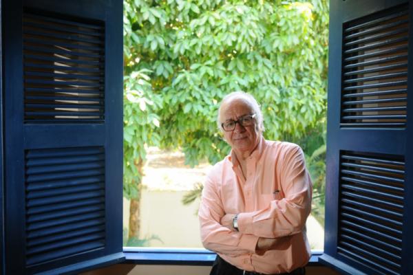 Portugese socioloog Boaventura de Sousa Santos  -------    © CES - Centro de Estudos Sociais
