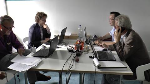 Regio Salesmanagers overleg